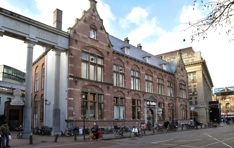 Route naar Leidseplein Amsterdam